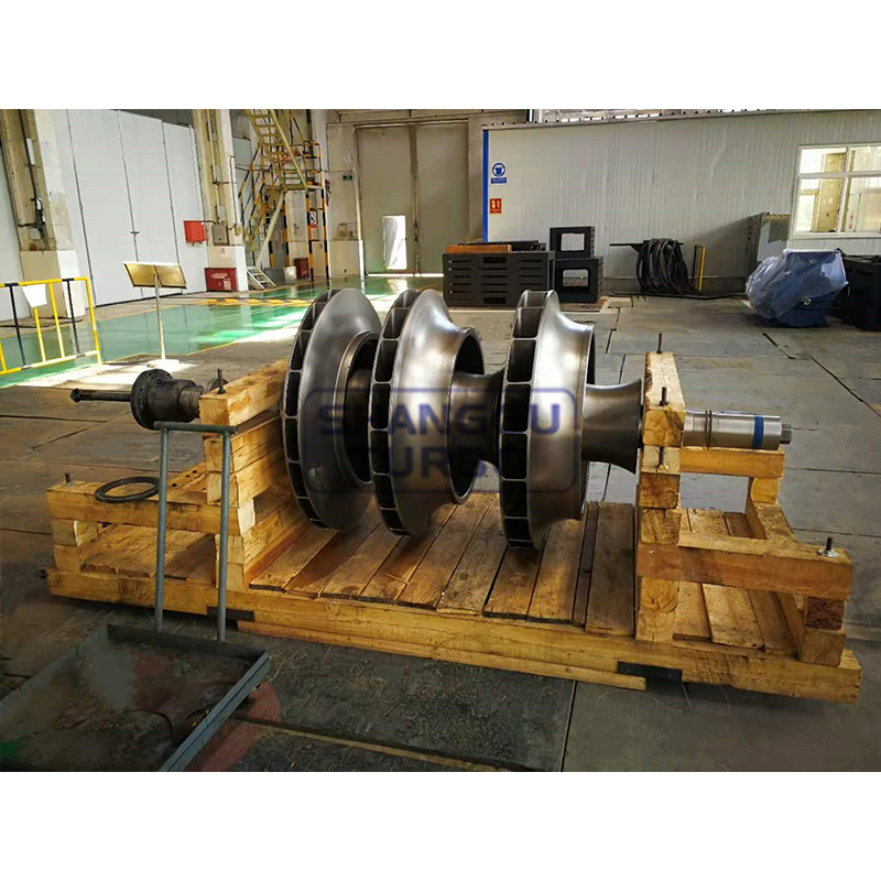 Centrifugal compressor rotor